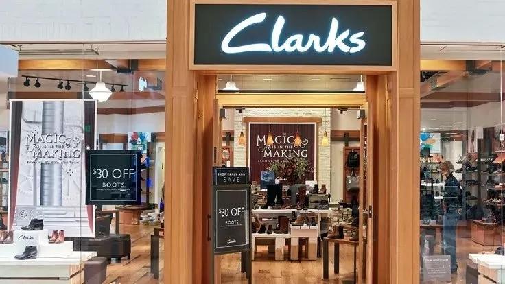 英国鞋履品牌Clarks将在英国关闭50家门店